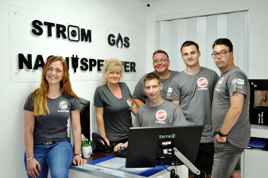 eb24 Verkäufer-Team