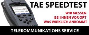 TAE Speedtest eb24