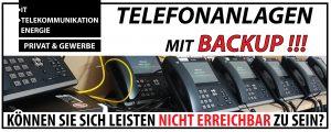 Telefonanlagen Backup eb24