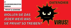 Datenschutz Antiviren Viren Spam eb24