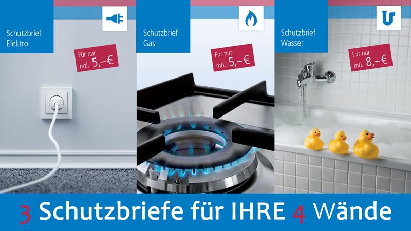 WERTGARANTIE Gebäudeschutzbriefe Strom Gas Wasser eb24