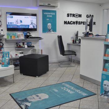 eb24 Shop von Innen